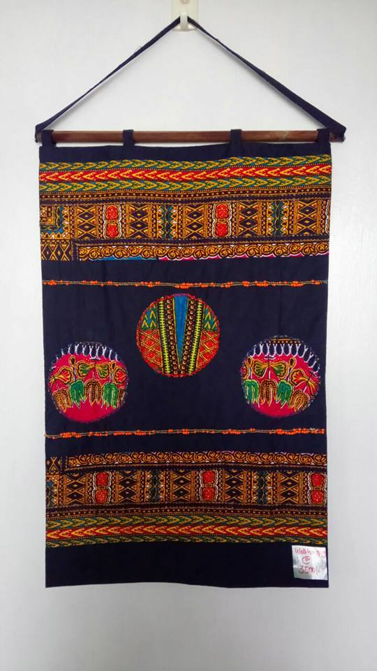 Wall Hanging (African Print)