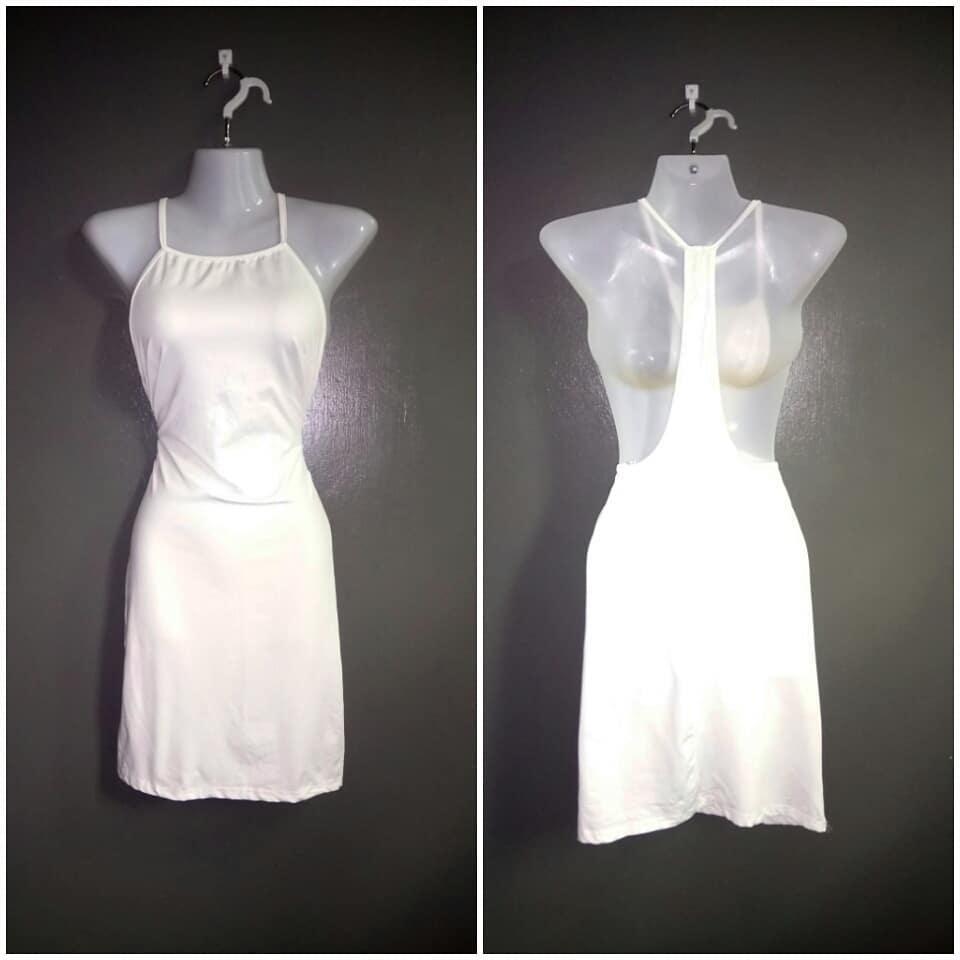 Backless Stretchy Dress