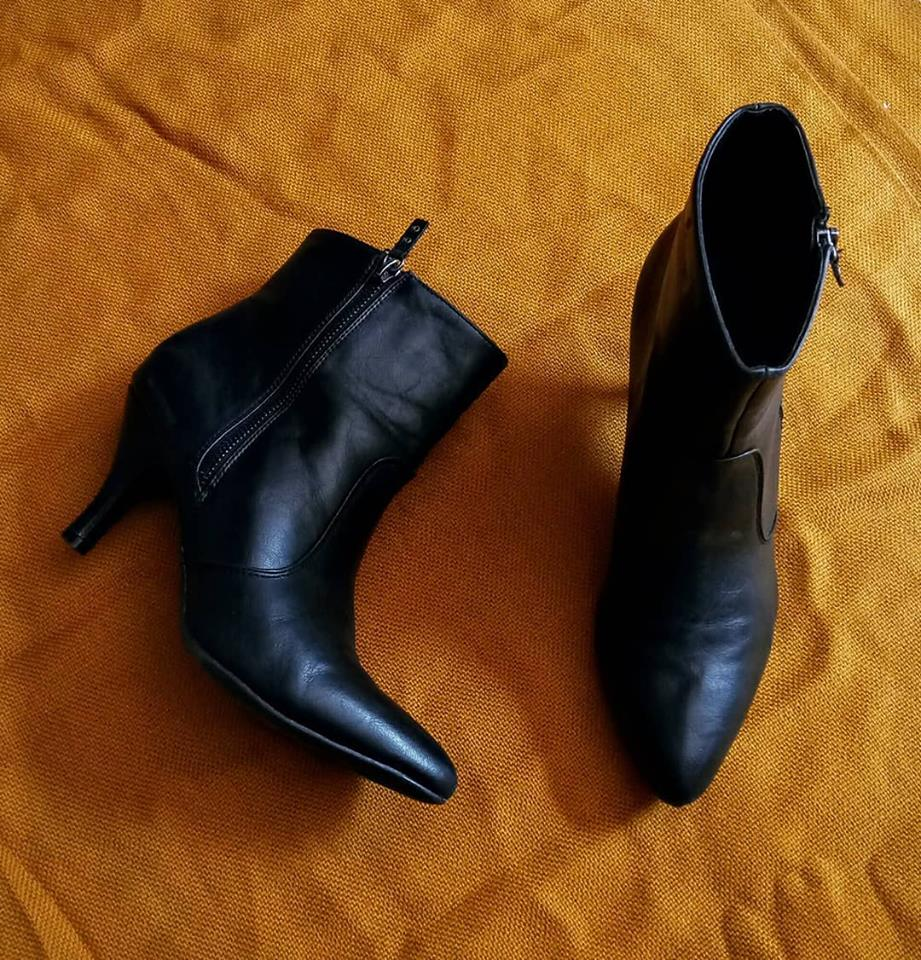 Ankle Boots (Size 6&7)