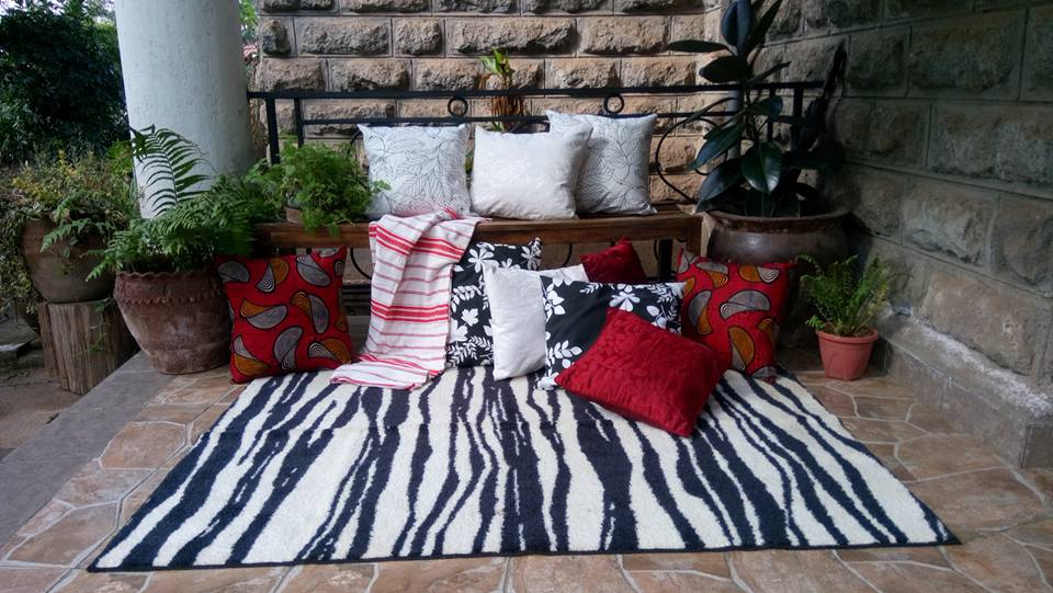 Beautiful Rugs / Pillows